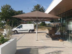 parasols restaurants vente épernay
